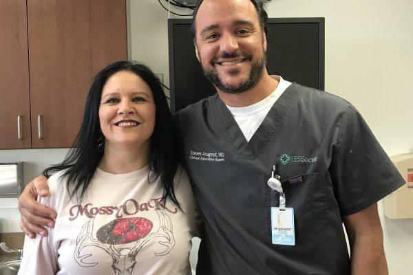 Patient of the Month Juanita Barnes